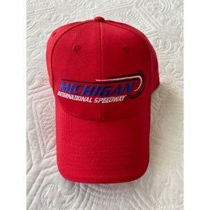 RPM Michigan International Speedway Red Ball Cap